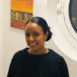 Semira Tesfu-Mesfin